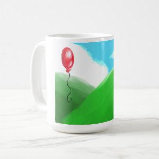 Balloon dream land mug