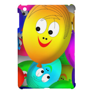 Balloon Faces Destiny Gifts Case For The iPad Mini