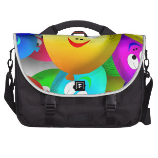 Balloon Faces Destiny Gifts Commuter Bags