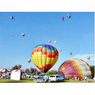 Balloon Feastival Event Photo Cutout
