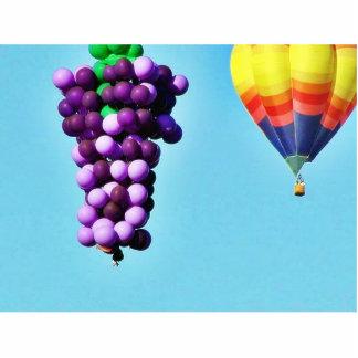 Balloon Feastival Hot Air Cluster Sky Photo Cutout