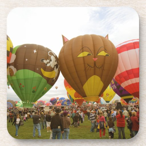 Balloon Fest Coasters
