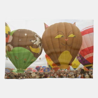 Balloon Fest Towels