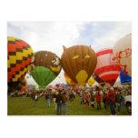 Balloon Fest Postcard
