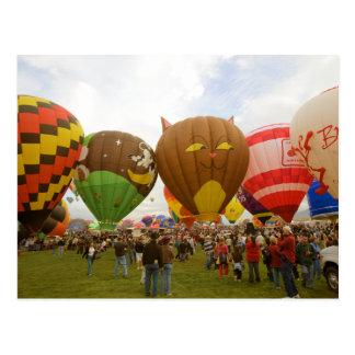 Balloon Fest Post Cards
