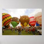 Balloon Fest. Print