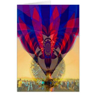 Balloon Fest Variation # 4 Card