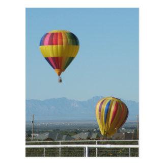 Balloon festival Alamogordo New Mexico Postcard