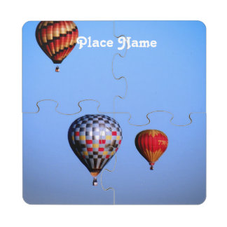 Balloon Festival in New Mexico Puzzle Coaster