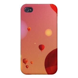 Balloon Festival  iPhone 4 Case