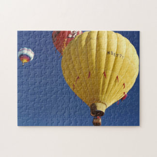 Balloon Festival Jigsaw Puzzle
