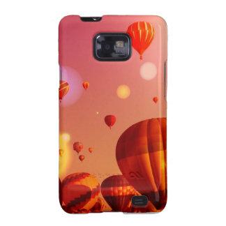 Balloon Festival  Samsung Galaxy Case Galaxy S2 Covers