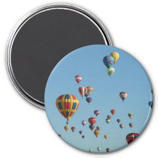 Balloon Fiesta Magnet
