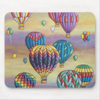 balloon flight mouse pads