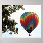 Balloon Flight Print