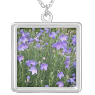 Balloon Flowers Necklace