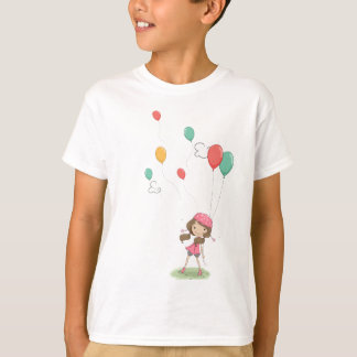 Balloon Girl 3 T-Shirt