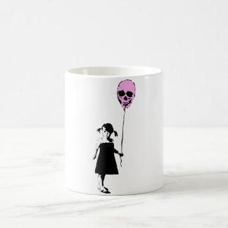 Balloon Girl Coffee Mug