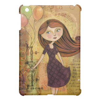 Balloon Girl iPad Case