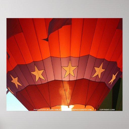 Balloon Glow/GBTBG230 Print