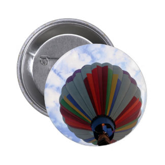 Balloon Going up Pinback Buttons