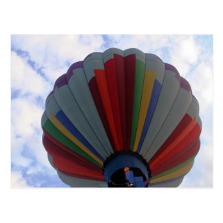 Balloon, Going up! Postcard