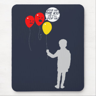 Balloon Goons Mouse Pad
