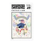 Balloon Graduation Stamp