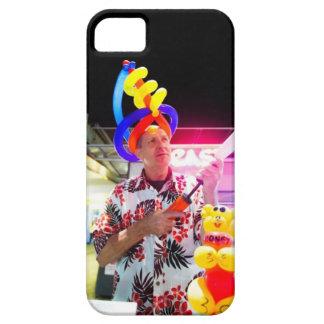 Balloon Guy iPhone 5 case