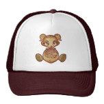 Balloon head girl hats