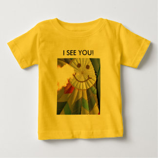 Balloon, Heated Smile! Baby T-Shirt