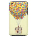 Balloon House from the Disney Pixar UP Movie Barely There iPod Cover