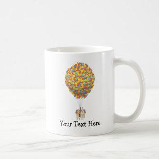 Balloon House from the Disney Pixar UP Movie Coffee Mug