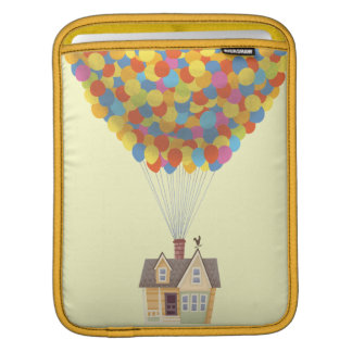 Balloon House from the Disney Pixar UP Movie iPad Sleeves