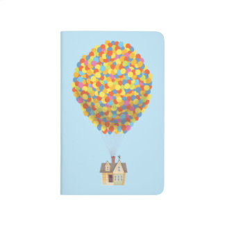 Balloon House from the Disney Pixar UP Movie Journal