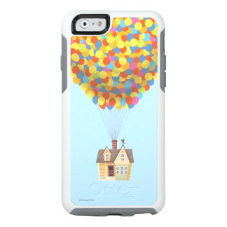 Balloon House from the Disney Pixar UP Movie OtterBox iPhone 6/6s Case
