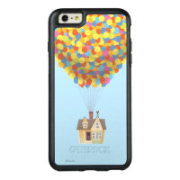 Balloon House from the Disney Pixar UP Movie OtterBox iPhone 6/6s Plus Case