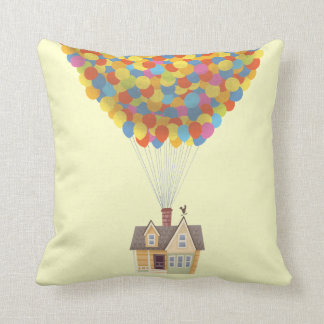 Balloon House from the Disney Pixar UP Movie Pillows