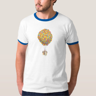 Balloon House from the Disney Pixar UP Movie Shirt