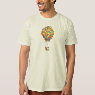 Balloon House from the Disney Pixar UP Movie T Shirt