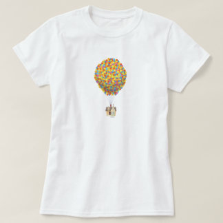 Balloon House from the Disney Pixar UP Movie T Shirts