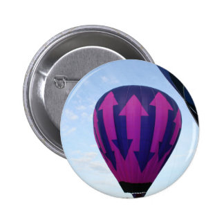 Balloon Indecision Pin