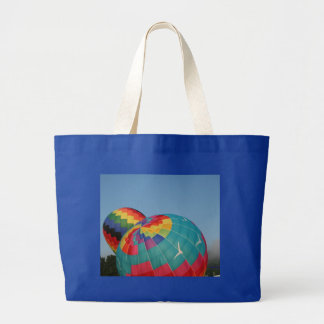 Balloon Inflating! Canvas Bags