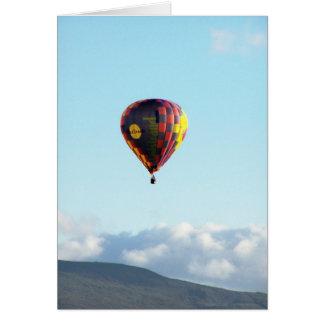 balloon Killarney Card