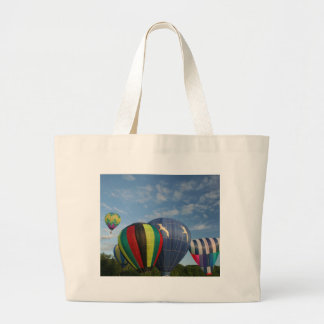 Balloon!  Launch Day! Large Tote Bag