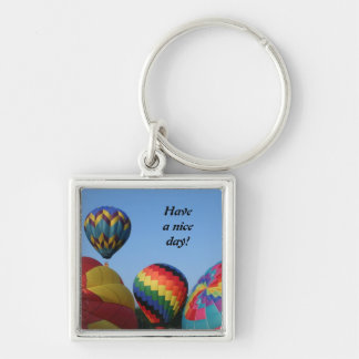 Balloon Launch, Gifts and such Keychain