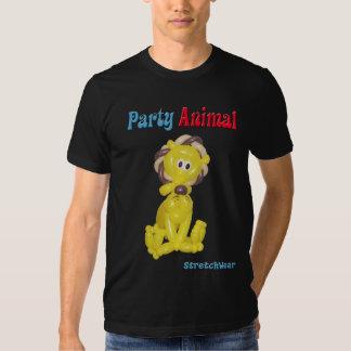 Balloon Lion - Party Animal T Shirt