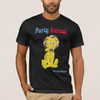 Balloon Lion - Party Animal T-Shirt