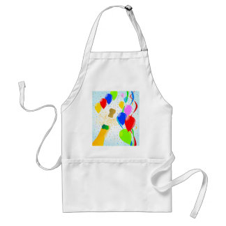 Balloon Party Adult Apron