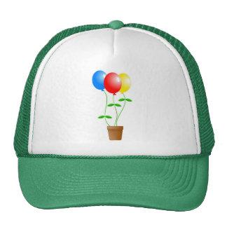Balloon Plant Hat